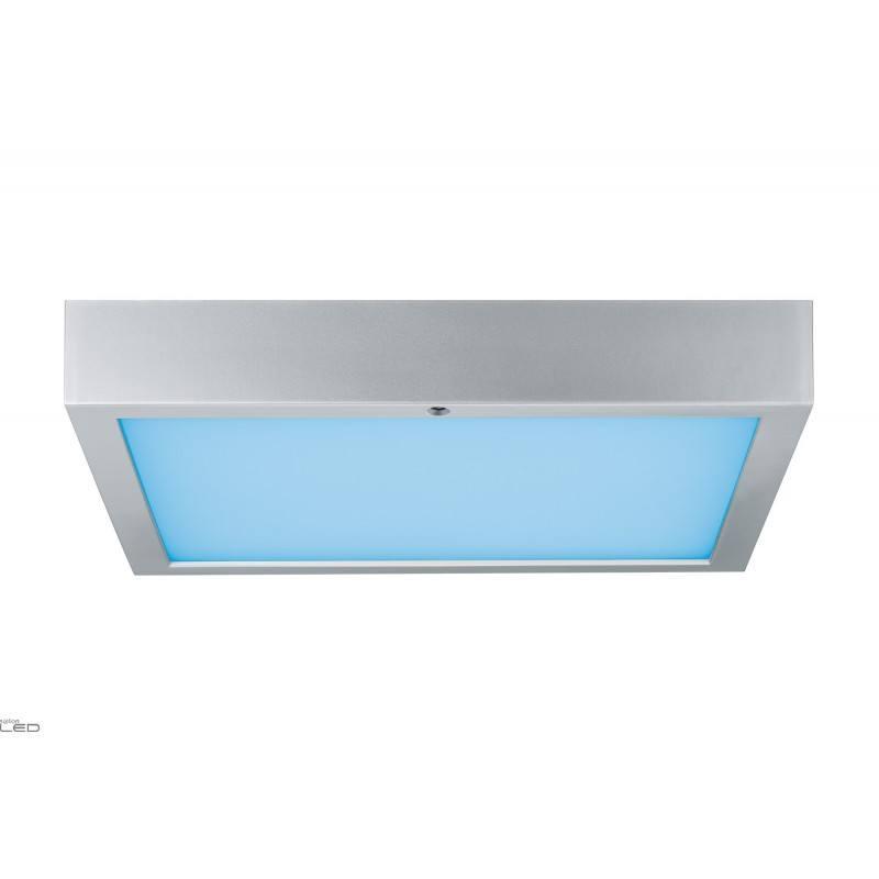 plafon led rgbw 15 5w paulmann space 300x300mm led panel. Black Bedroom Furniture Sets. Home Design Ideas