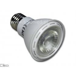 Żarówka LED PAR20 E27 7W biała ciepła, naturalna