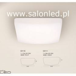 MAXlight MOBITECH C0108, C0109 ceiling LED IP44 12W, 24W