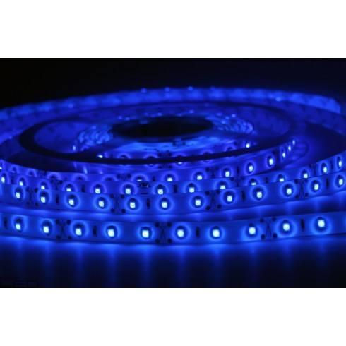 Taśma LED 3528 60LED/m IP65 sil (Niebieska) Rolka 5m