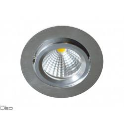 BPM HALKA 3017 LED alu szczotkowane 10W, 7W