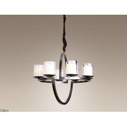 MAXlight hanging lamp RICHMOND P0166 E14 8x40W 230V