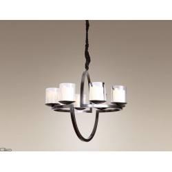 Maxlight RICHMOND P0166 E14 8x40W 230V lampa wisząca