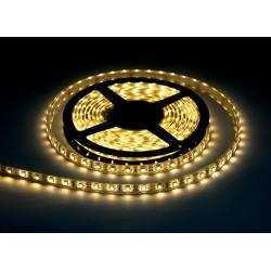 Professional strip LED 300 SMD Warm White Roller 5m waterproof 8mm