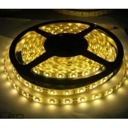 Taśma LED 300 SMD5050 Biała Ciepła 5m wodoodporna 10mm