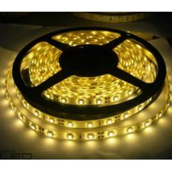 Taśma LED 300 SMD5050 Biała Ciepła 5m niewodoodporna 10mm