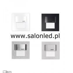 SKOFF LED TANGO MINI white, black, alu, steel