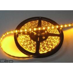 Taśma LED 300 Żółta Rolka 5m niewodoodporna 8mm