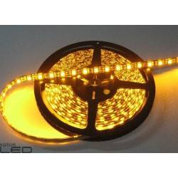 Yellow LED Strip light 3520 5m, IP20, IP65