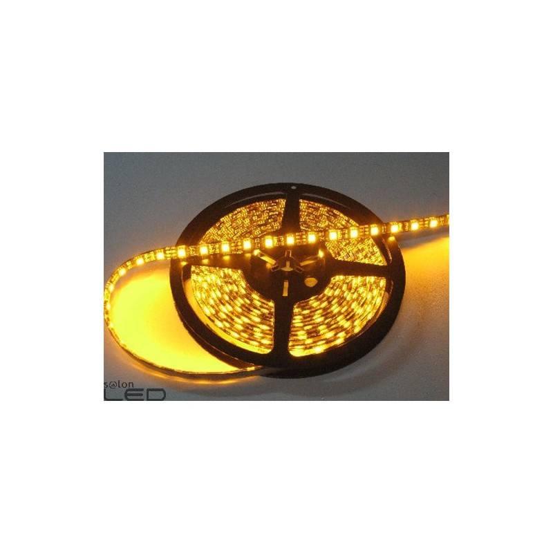 Yellow Led Strip Light: Professional Yellow LED Strip 300 SMD 5m, IP20, IP65 12V Dc