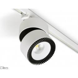 BPM LUK CRUSADER 6609 LED 30W biała, czarna, czarno-biała