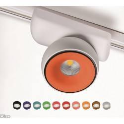 BPM ORACLE 6612.02 LED 16W white, black track light
