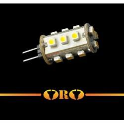 Bulb ORO G4 21 LED SMD warm white 360 degrees