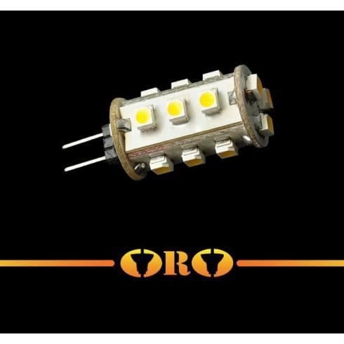 Bulb ORO G4 21 LED SMD warm white 360 degrees