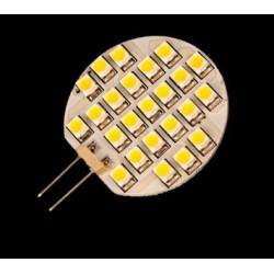 Bulb ORO G4 24LED SMD Warm white 120  degrees