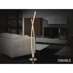 SCHULLER LINUR 736210 floor LED lamp 25W 4000K