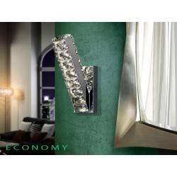 SCHULLER DIVA 854683 wall light LED 12W 4000K with crystals