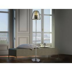 SCHULLER QUASAR 436786 floor lamp chrome LED