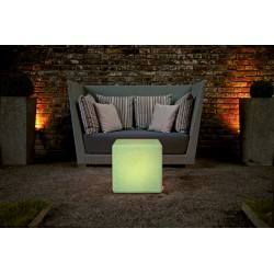 MOREE CUBE GRANITE Outdoor LED IP44 table/seating