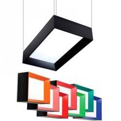 BPM FLORIDA SQUARE 10191.2 prostokątna lampa LED 35cm-125cm