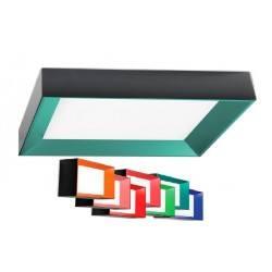 BPM FLORIDA SQUARE 10191.1 prostokątny plafon LED 65cm-155cm