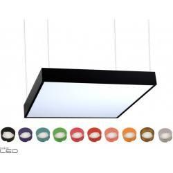 BPM ALABAMA S-light SQUARE 10194 lampa wisząca LED