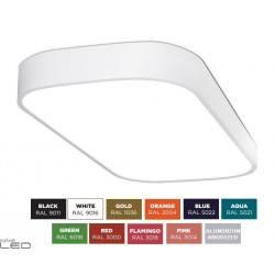 BPM ALTAIR S-light 10199 prostokątny plafon LED 65-155cm