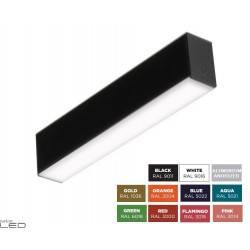 BPM ALBA 10205 lampa natynkowa LED 15,6cm, 29,6cm