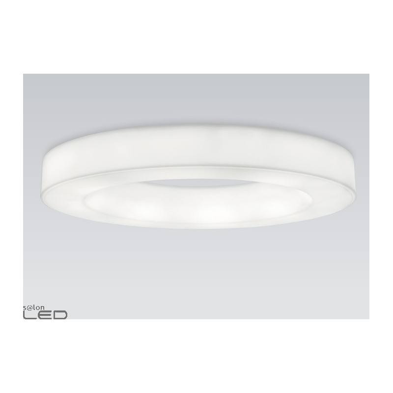 Big plafond ma de linea light saturn s 7651 7653 led 75cm - Plafones de techo led ...