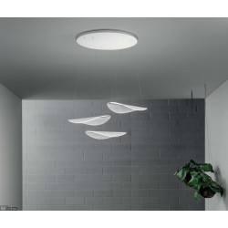 MA&DE DIPHY P 8168 biała lampa wisząca LED 44W
