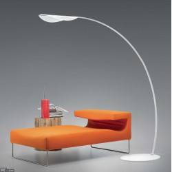 MA&DE DIPHY FL 8165 white FLOOR LED lamp 25W