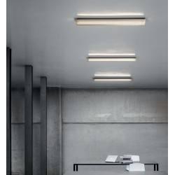 MA&DE FLURRY S sufitowa LED biała, czarna, brązowa
