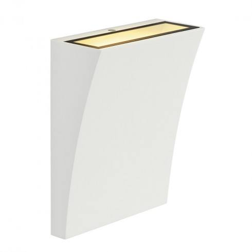 DELWA WIDE LED wall lamp white 230791