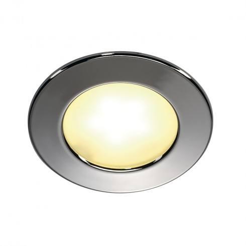 SLV recessed DL 126 LED 112221, 112222 white, chrome 3W 12V