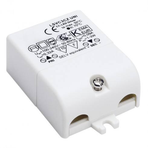 SPOTLINE 3W 350mA Power Supply 12V IP44 451010