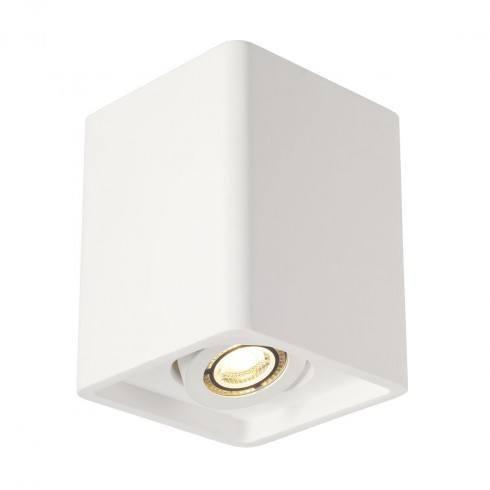 SPOTLINE PLASTRA BOX 1 148051 gipsowa lampa sufitowa