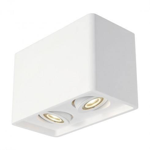 SPOTLINE PLASTRA BOX 2 148052 gipsowa lampa sufitowa