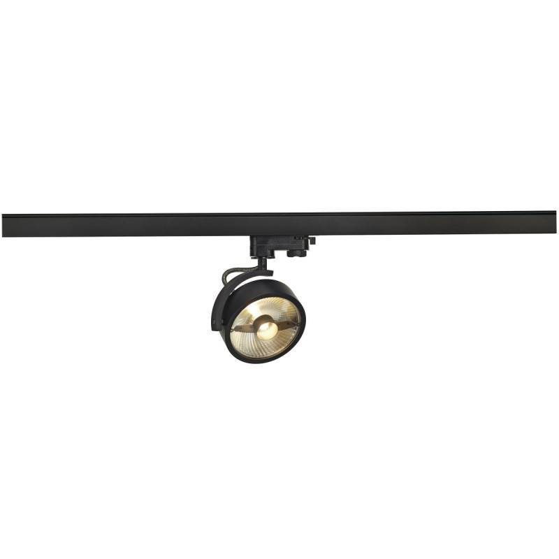 slv kalu track qpar 230v 152610 152611 152614 alu white black es111. Black Bedroom Furniture Sets. Home Design Ideas