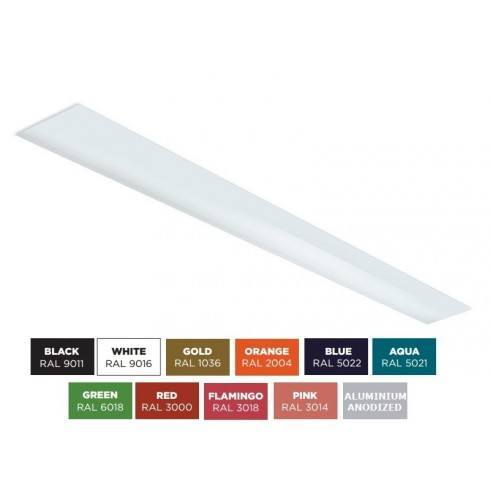 BPM ALAN 10178 recessed LED without frame 65mm