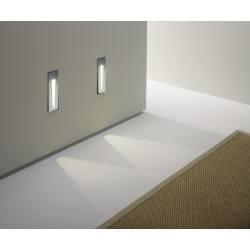 ASTRO Borgo 55 LED 2700K stainless steel, alu, white