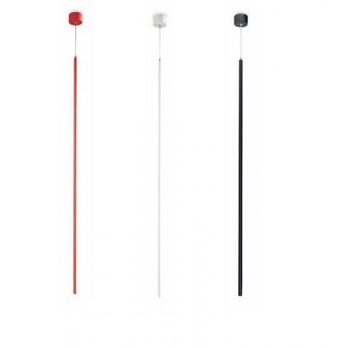 ELKIM SCOP ZWIS 012 SLIM biała, czarna, czerwona 1W