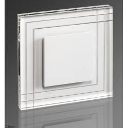 DEMIDIO BORGO LED schodowa 230V biała, złota, srebrna, czarna