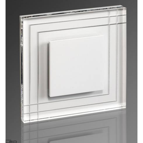 DEMIDIO BORGO LED light stairs 230V silver, white, black, gold
