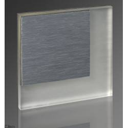 DEMIDIO RIVA schodowa LED 230V biała, srebrna, czarna
