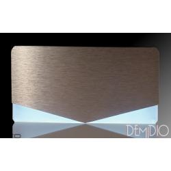 DEMIDIO CARINI LED 230V biała, srebrna, czarna