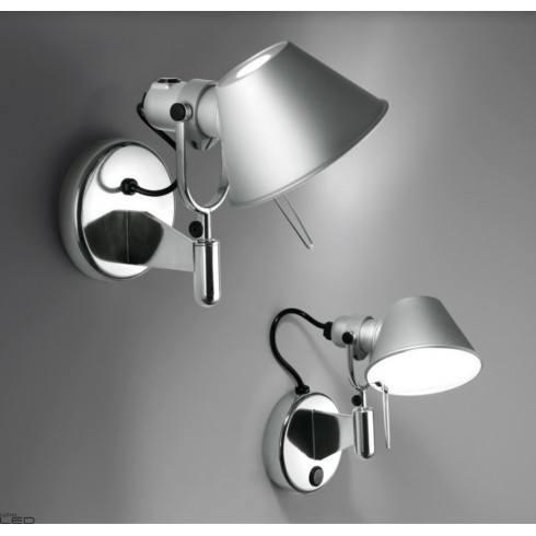 artemide tolomeo micro faretto led 8w wall light - Artemide Lighting