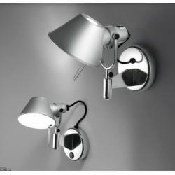 Artemide Tolomeo Faretto kinkiet Extra Halo E27, LED 10W