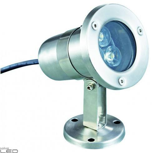 Garden floodlight 12V DOPO SEDNA LED 3W 4000K