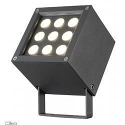 Naświetlacz IP65 DOPO BARNI LED 9W