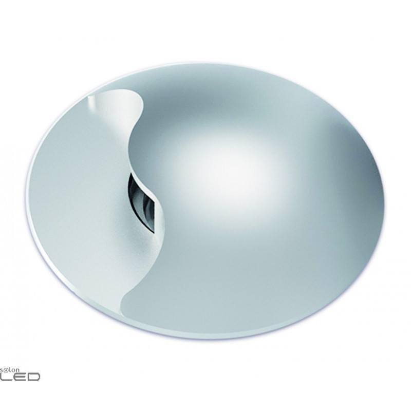 dopo arlet led 3w 4000k outdoor recessed light 55mm ip67 300lm. Black Bedroom Furniture Sets. Home Design Ideas